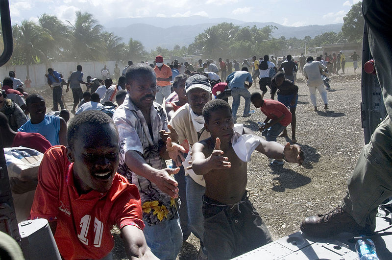 Opinion: Haiti, Charity and Clarity