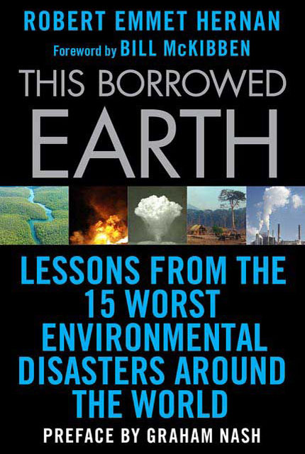 "BOOKS: Environmental Disasters as Case Studies in ""This Borrowed Earth"""
