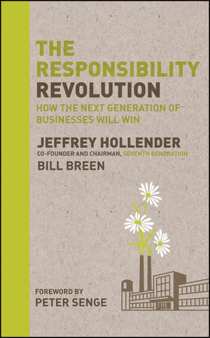 Jeffrey Hollender's Corporate Responsibility Revolution