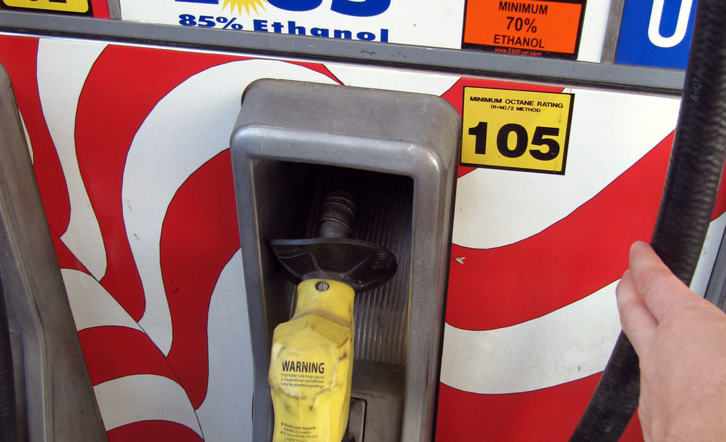 is ethanol better for environment than gasoline business ethics