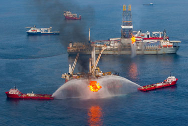Feds File First Criminal Charges Related to BP Gulf Spill