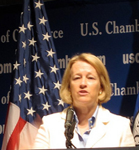 SEC Chairman Mary Schapiro