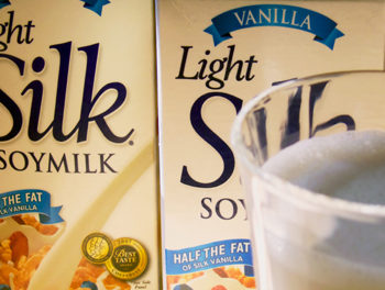 "Dairy Industry Says Soy Drinks Are Not ""Milk"""