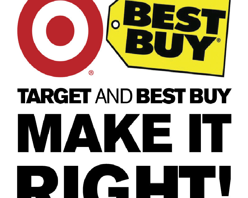 Target, Best Buy Investors Seek Review of Political Contributions