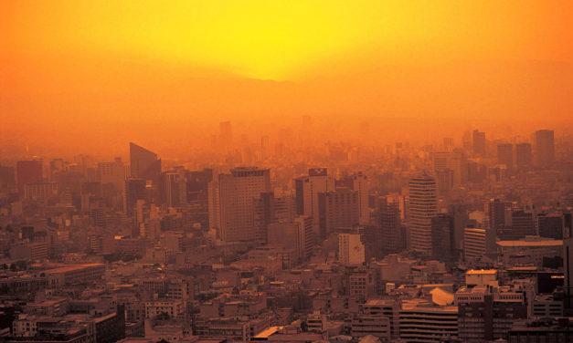 Global Dimming vs. Global Warming