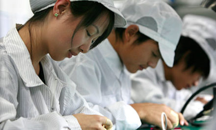 By the Numbers: Life and Death at Foxconn