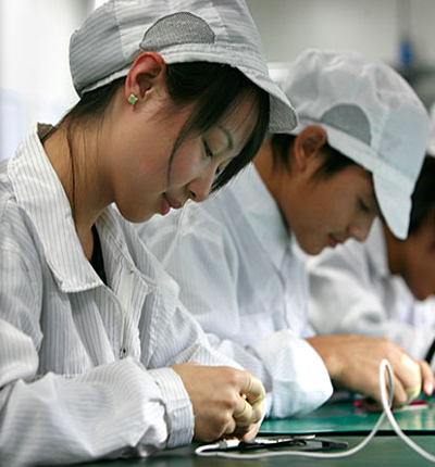 Apple Asks Fair Labor Association For Foxconn Audits