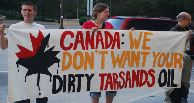 Coming to America: Tar Sands Oil from Canada?