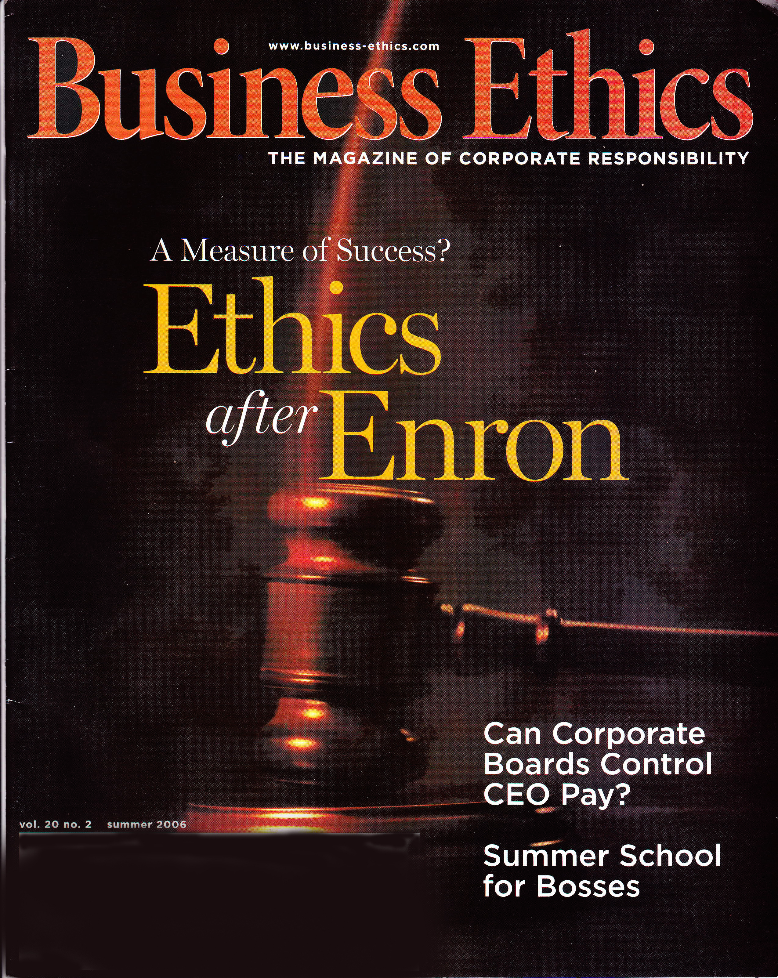 the global business standards codex enron ethics Understanding business ethics global business standards codex chapter 2: the evolving complexities of business ethics the global complexity of business ethics.
