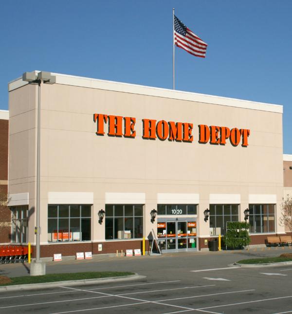 Home depot feature