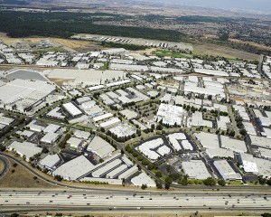 Warehouses in Riverside County, Calif. (Photo: TheMediaMaster.com)
