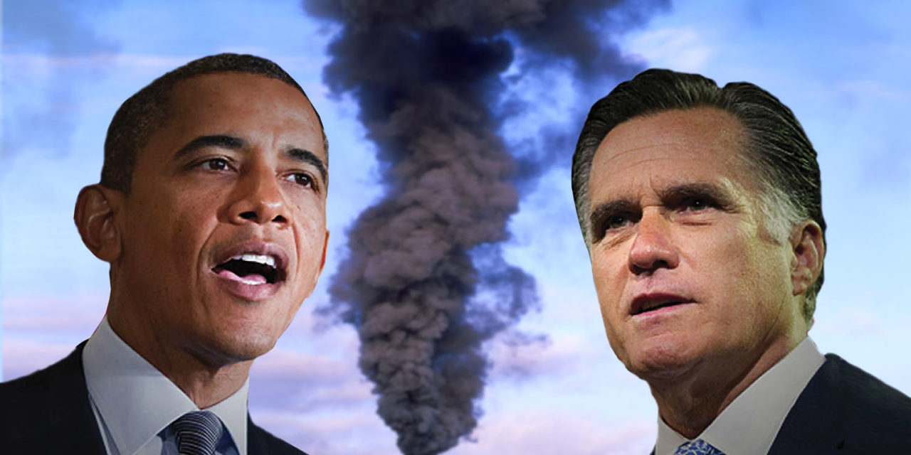 Obama and Romney on the Environment