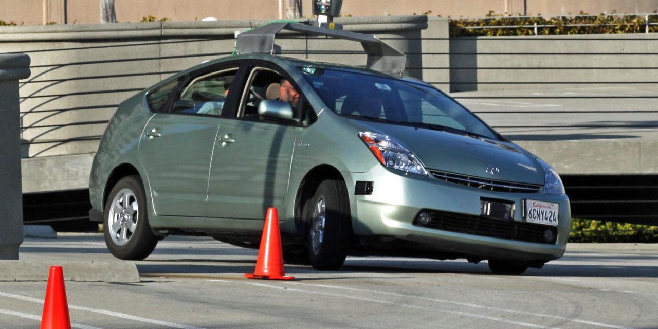 Are 'Driverless' Cars Good for the Environment?