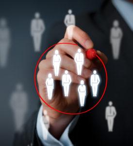 Marketing segmentation